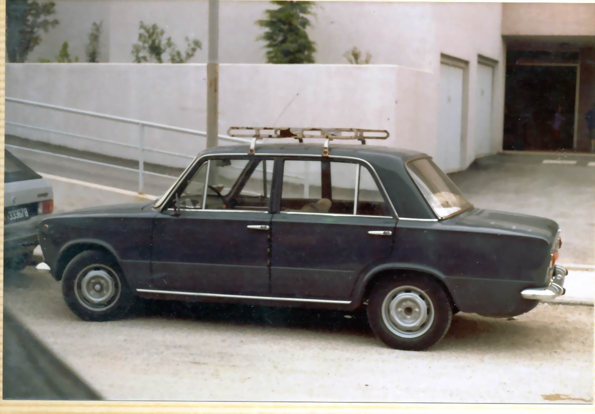 La Fiat 124 berlina - chi