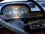 5-the beautiful dashboard, now with hanging pedals. Noteworthy the useful rounds-counter clock; there would be good, at least an oil pressure gauge and a clock timer altogether, like suggested by the best car magazine in Italy.